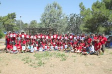 Group Photo at Campellan-2016